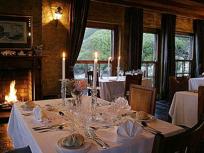 agulhas country lodge restaurant