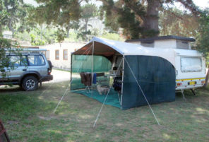 camping in the overberg