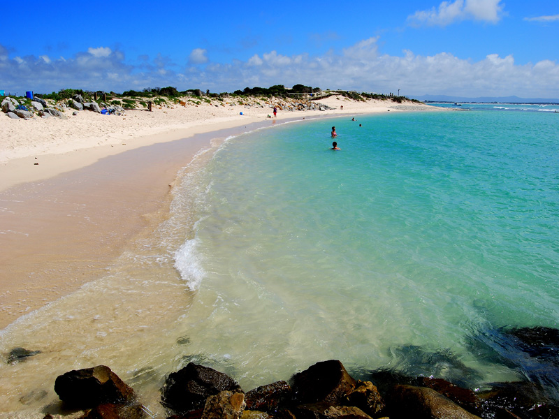 agulhas beach