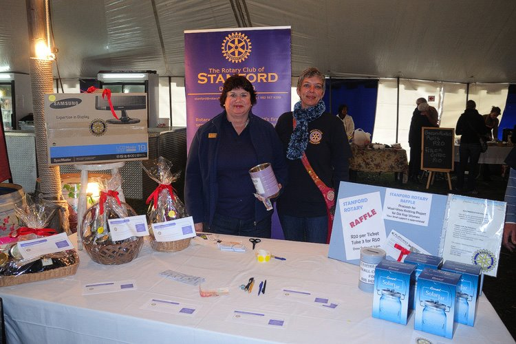 stanford rotary