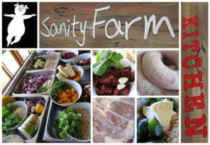 sanity farm sausages