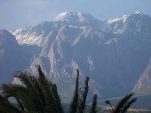snow mountains Ita Froneman