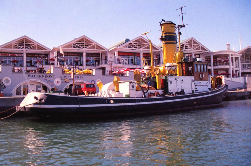 alwyn vincent tugboat