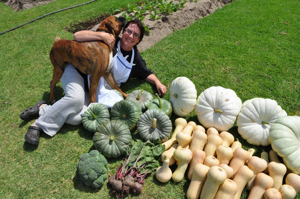 sue preece sanity farm kitchen