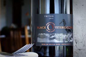 black oystercatcher wine
