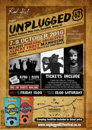 Barrydale Unplugged 62 festival