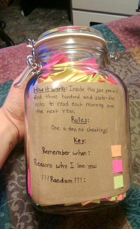365 Day Jar